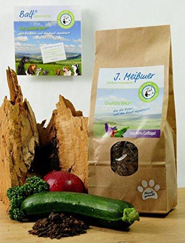 Meißmer BALF Geflügel mit Obst/Gemüse 3x1kg