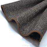 xqzsHerrenhandtuch Anzug Taschentuch Handtuch Zubehör Wolle Streifen Plaid Square Handtuch