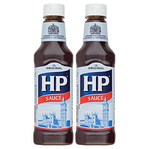 HP Sauce The Original 2x 425g