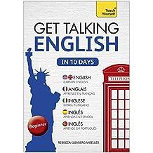 Get Talking English in Ten Days Beginner Audio Course: Audio MP3 DVD