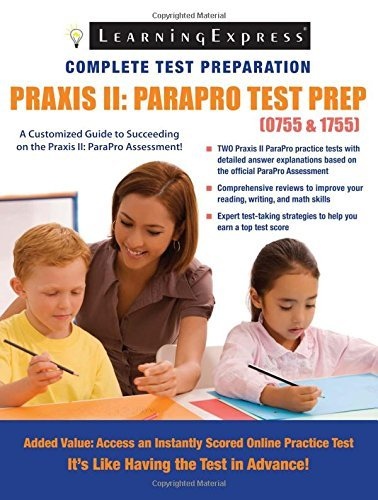 Praxis II: ParaPro Test Prep (0755-1755) by Russell Kahn (2010-09-16)
