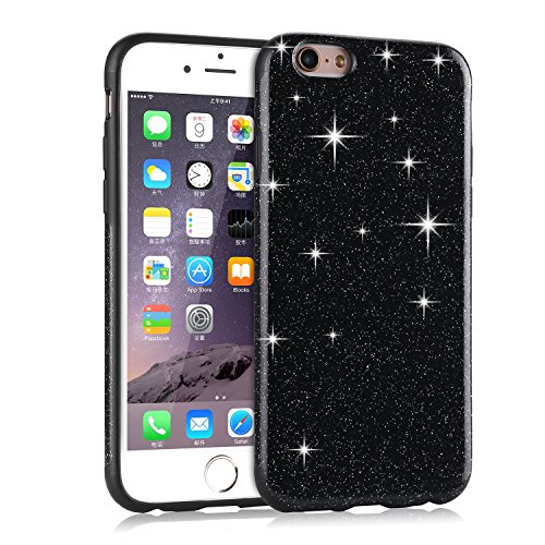 custodia iphone 6s brillantini