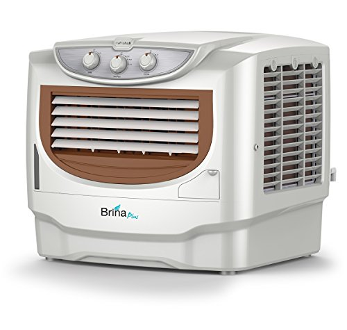 Havells Brina Plus 50-Litre Cooler (Brown/White)