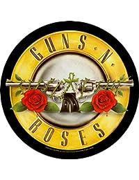 Guns 'N 'roses espalda parche–Gnr Bullet Logo–Guns' N 'roses Back Patch