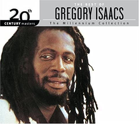 Best Of Gregory Isaac - The Best Of Gregory
