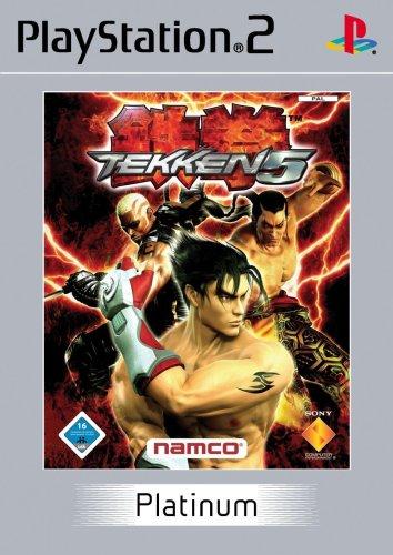 Tekken 5 [Platinum] (Alle Ps2-action-spiele)