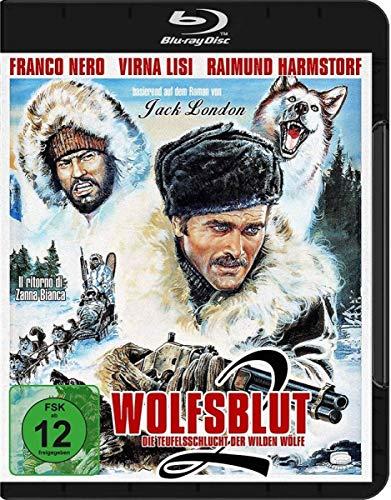 Wolfsblut 2 - Teufelsschlucht der wilden Wölfe (inkl. Schuber) [Blu-ray]
