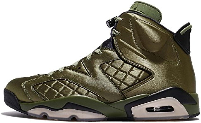 Jordan   Herren Basketballschuhe Schwarz PALM GREEN/PALM GREEN BLACK 44
