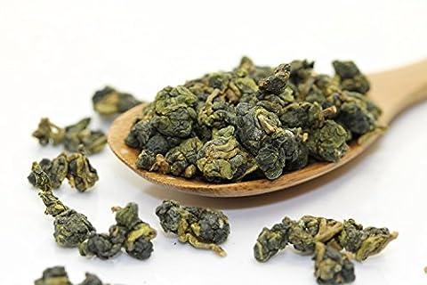 Milk Jin Xuan Oolong - Supreme - Organically Grown - Taiwanese Loose Leaf - Oolong Tea - Tealyra (110g)