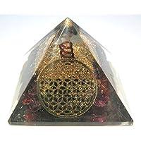 Exklusive 43Gramm Granat Orgonite Pyramide Crystal Healing Reiki Feng Shui Geschenk Energie Wellness metaphysisch... preisvergleich bei billige-tabletten.eu