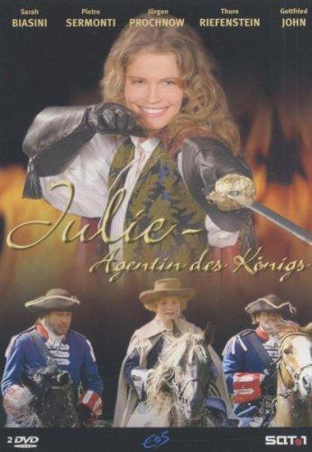 Bild von Julie - Agentin des Königs [2 DVDs]