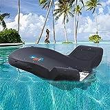 heling896 Wasserelektrisches Surfbrett, Unterhaltung Wasser Schwimmen Smart Power Board Unisex, Schwimmende Reihe Für Erwachsene, Schwimmhilfen Für Kinder