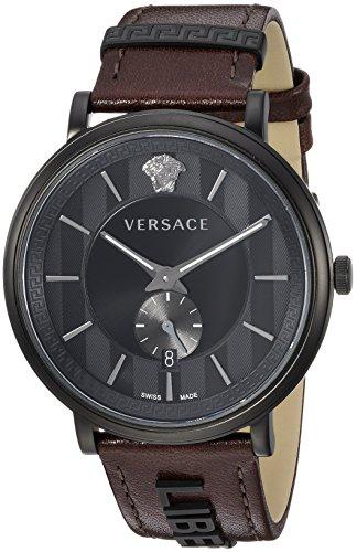Versace Herren analog Quarz Uhr VBQ040017
