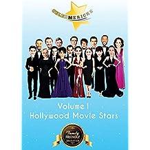 Celebmericks Volume1: Hollywood Movie Stars (English Edition)