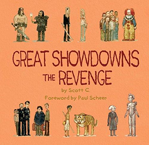 Great Showdowns The Revenge HC