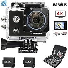 WiMiUS Q1 Action Cam 4K