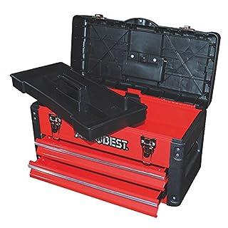 AUTOBEST 324271 Werkzeugkoffer, 2 Schubladen