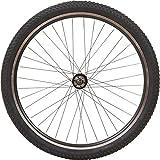 Unbekannt 28 Zoll Zündapp MTB Laufräder Aluminium Hinten Oder Vorne Scheibenbremsen, Ausführung:Vorne