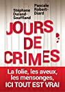 Jours de crimes par Robert-Diard