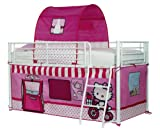 Hello Kitty ReadyRoom 1.9m Mid Sleeper Bed Tent