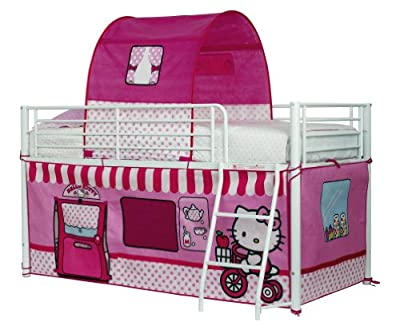 Hello Kitty ReadyRoom 1.9m Mid Sleeper Bed Tent