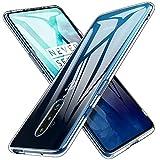 iBetter Coque pour Oneplus 7T Pro, [Anti-Jaune][Anti-Slip][Résistant aux Rayures] Housse Etui, Soft Premium TPU Coque, pour Oneplus 7T Pro Smartphone.Transparent