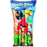 Bestway Toys Domestic Angry Birds Child Air Mat, 47 x 24""