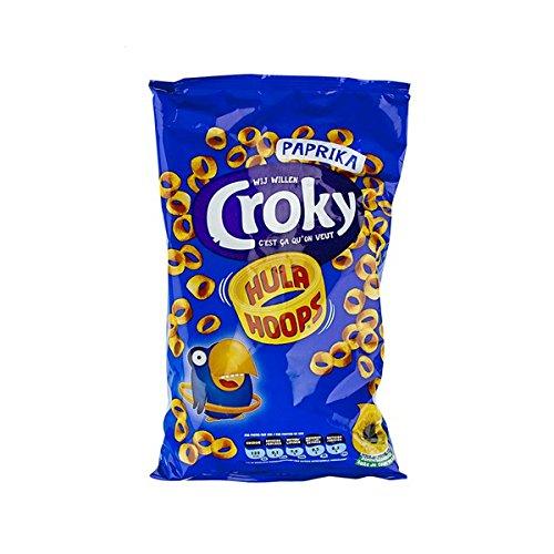 Croky - Hula Hoops Paprika 100 G