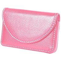 LUCKLYSTAR Credit Card Case Card Case Visa Leather Case Card Visit Cardboard Business Card Holder Gift Box for Women Men Business Card Holder Wallet