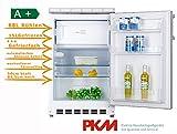 PKM Unterbaukühlschrank mit Gefrierfach Nutzinhalt 83 Liter / A+ / 50cm Breit /...