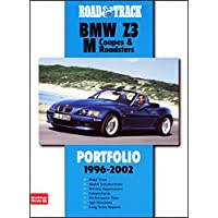 Road & Track BMW Z3 M Coupes and Roadsters Portfolio 1996-2002: 38 Articles Including Track, Road and Comparison Tests, New Model Introductions, ... and Driving Impressions (Road & Track Series) by R.M. Clarke (9-Jan-2004) Paperback - 1996 Bmw Z3 Roadster