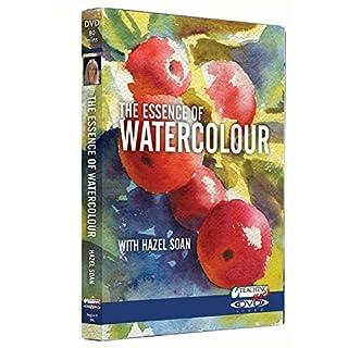 The Essence of Watercolour DVD with Hazel Soan