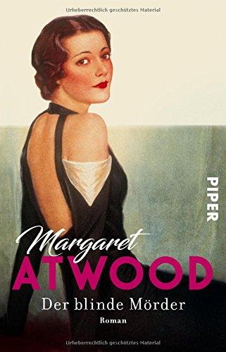 Buchseite und Rezensionen zu 'Der blinde Mörder: Roman' von Margaret Atwood