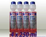 Liqui Moly 4X 1010 Blei-Ersatz Kraftstoff Zusatz 250ml