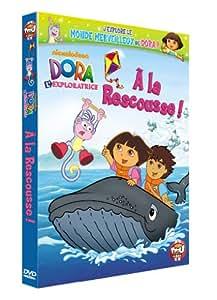 Dora l'exploratrice - Vol. 17 : Dora à la rescousse
