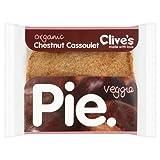 Clives Organic Wholewheat Chestnut Cassoulet Pie, 235 g