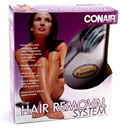 Conair HB1 The Hair Removal System
