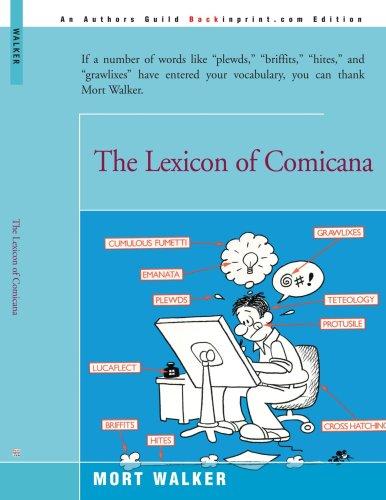 The Lexicon of Comicana