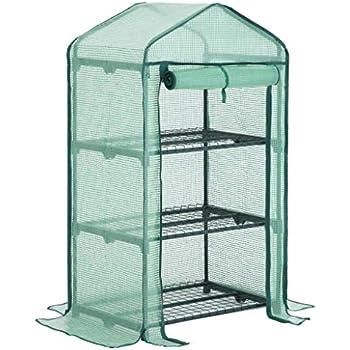 argos 4 tier mini greenhouse garden outdoors. Black Bedroom Furniture Sets. Home Design Ideas