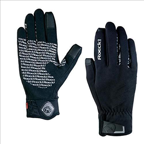 Roeckl Sports Winter Handschuh Westlock Unisex Reithandschuh, Schwarz, 8