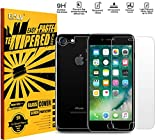 Apple iPhone 7 Tempered Glass, E LV iPhone 7 Anti Burst , Front + Back Crystal Clear HD Tempered Glass Screen Protector For Apple iPhone 7