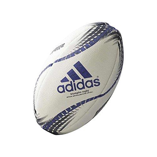 Nueva Zelanda All Blacks Mini balón de Rugby, color blanco, tamaño talla única
