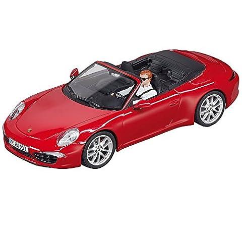 Carrera 20030772 - Digital 132 Porsche 911 S Cabriolet, Fahrzeug, rot
