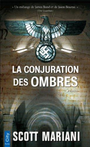 La conjuration des ombres (City poche) (French Edition)
