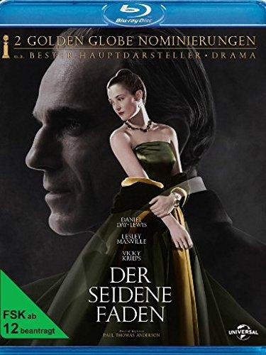 Der seidene Faden  Blu-ray Cover
