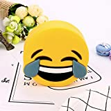 Hykis - Cute Cartoon Emoji 8800mAh Portable USB External Battery Charger Power Bank For Cell Phone for Iphone 8 X Fast Charging[ I ]