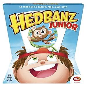 Juegos Bizak Headbanz Adivina que Pienso Junior (BIZAK 61924596)