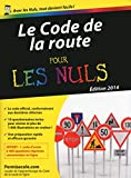 Code de la route 2014-2015 Poche Pour les Nuls