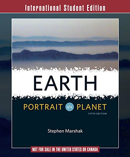 Earth: Portrait of a Planet por Stephen Marshak