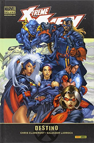 X-treme X-Men, Destino